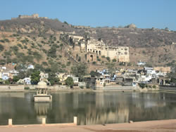 Bundi Palace Fort