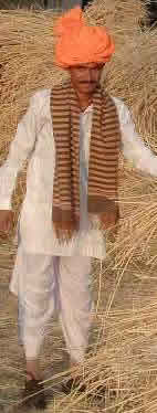 Farm Hand Dhoti and Safa