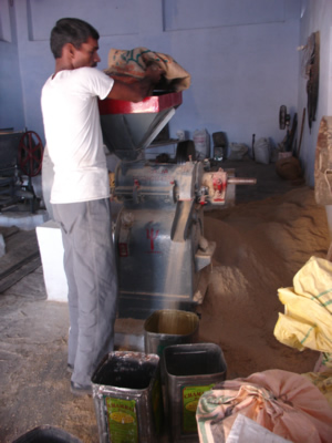 Rice Mill in Kota