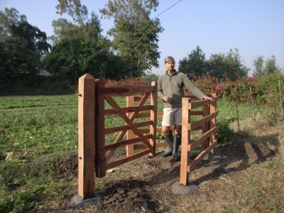 Kissing Gate named in honour of birth of Sophie