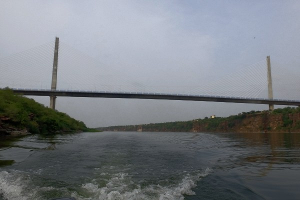 Kota Stayed-Cable Bridge Inaugurated